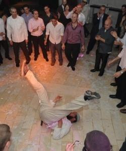 צילומי חתונה - ריקודים (1)
